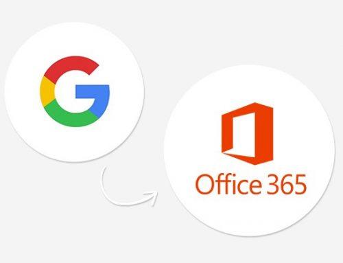 G-suite naar Office 365