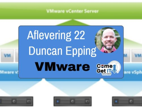 CGIT Podcast Episode 22 – Duncan Epping – Vmware