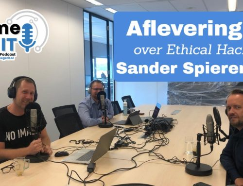 CGIT Podcast Episode 23 – Sander Spierenburg about Ethical Hacking