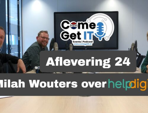 CGIT Podcast Episode 24 – Milah Wouters about Helpdigital
