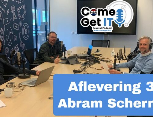 Come Get IT Podcast: Episode 30 – Abram Schermer – The Cloud Strategy Contradiction