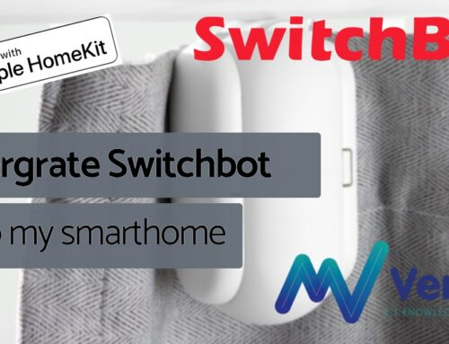 Integrate Switchbot in to my smarthome